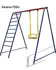 Гойдалки одномісні +сходи. Ігровий комплекс., фото 6