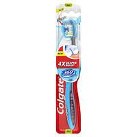 COLGATE 360 зубная щетка средн. жест.