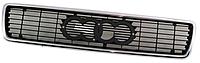 Решетка радиатора хром/черн