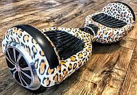 "Гироскутер Smart Balance Wheel Simple 6,5"" Leopard + Сумка"