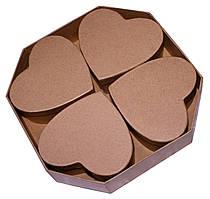 Набор коробочек для декупажа