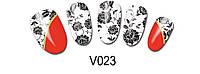 Слайд для для дизайна V023