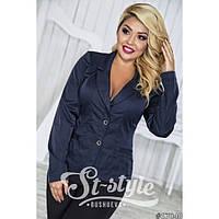 Женский пиджак размеры 48-54 (разные цвета)