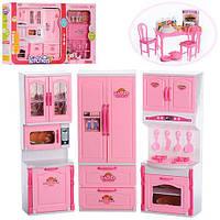 Мебель 6881-A кухня,36-32-6см,мебель,посуда,зв,св, на бат-ке