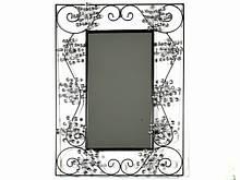 Зеркало Зеркало прямоугольное Ажурная рамка 70.0 x 50.0 x 2.0 см