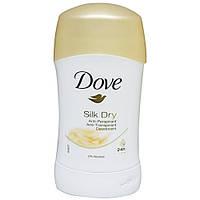 DOVE Silk Dry дезодорант жен. стик, 40 мл