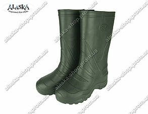 Сапоги мужские (Код: EVA-02 пустой зеленый)