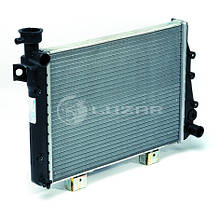 Радиатор охлаждения ВАЗ 2105,2107 Лузар SPORT