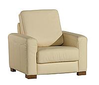 Современное кожаное кресло VEGAS (84 см)