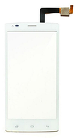 Сенсор (тачскрин) для Fly iQ4505 Quad ERA Life 7 белый
