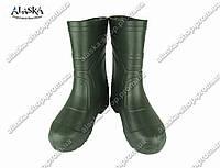 Сапоги мужские (Код: EVA-03 пустой зеленый)