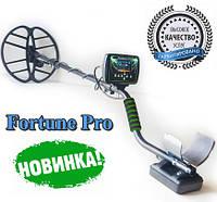 Новинка! Металлоискатель Fortune PRO / Фортуна ПРО FM трансмиттер OLED-дисплей 6*4