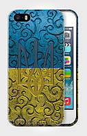 "Чехол для для iPhone 4/4s""FLAG UKRAINE 3""."