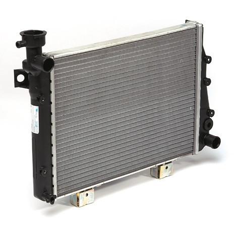 Радиатор охлаждения ВАЗ 2105,2107 Лузар алюминиевый