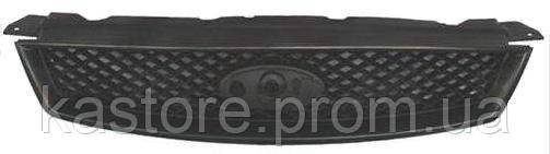 Решетка радиатора с черн. накладкой