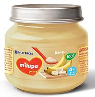 Пюре Milupa Банан, 100 г