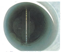 Вимірювання багатофазних потоків вуглеводнів витратомірами-лічильниками газу РГ-ОНТ.