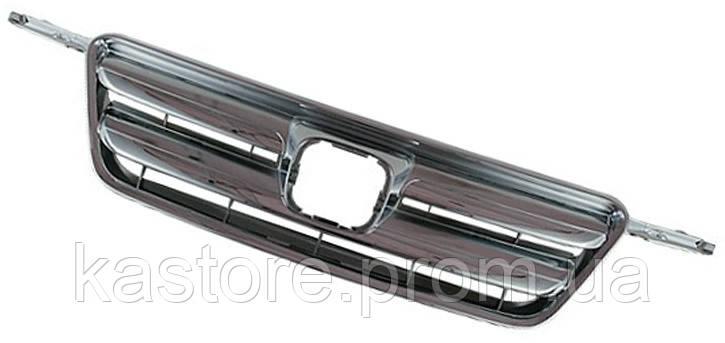 Решетка радиатора в сборе хром. 04-06