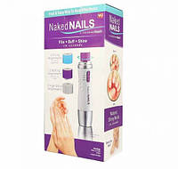 Набор для полировки и шлифовки ногтей - Naked Nails