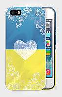 "Чехол для для iPhone 4/4s""LOVE UKRAINE 1""."