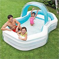 Семейный надувной бассейн Intex 310х188х130 см  (57198)