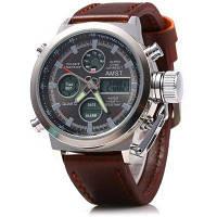 Армейские часы AMST. Часы мужские  AMST. Стильные часы.