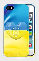"Чехол для для iPhone 4/4s""LOVE UKRAINE 2""."