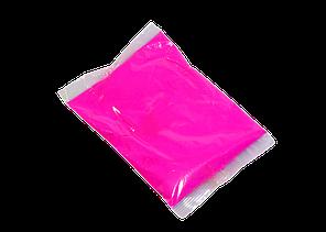 Фарба Холі органічна Рожева, пакет 100 грам