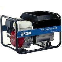 VX 200/4 H-S  Сварочный  генератор SDMO