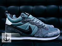 Мужские кроссовки Nike Mid Серые