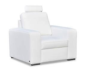 Стильне крісло в шкірі FX 10 (98 см), фото 2