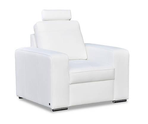 Стильное кресло в коже FX 10 (98 см)
