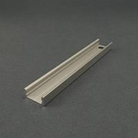 Профиль для светодиодной ленты накладной LP-7 ЭКО не анодированный