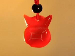 Амулет кулон из сердолика Кулон Монета 3.0 x 0.0 x 0.0 см