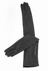 Женские перчатки стрейч  длинные МАЛЕНЬКИЕ, фото 2