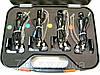 Набор электронных свингеров SW 02-4 на цепочке, в пластиковом жестком кейсе