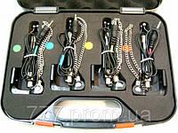 Набор электронных свингеров SW 02-4 на цепочке, в пластиковом жестком кейсе, фото 1