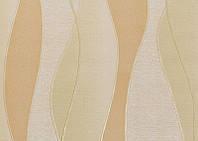 """Обои рулонные виниловые на бумажной основе """"Волна фон 11132 ТМ """"Крокус"""" (Украина) 0,53*10,05м"""