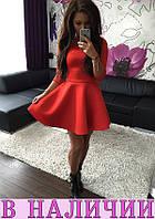 Женское платье Fantasy Неопрен! 3 цвета в наличии!, фото 1