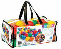 Мячики для сухого бассейна (100 шт) Intex  (49602)