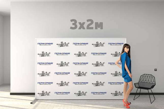 Фотозона brandwall 3000х2000, фото 2