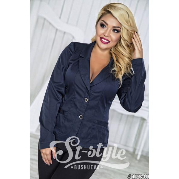 Женский пиджак размеры 48-54 (разные цвета) - KoritsaStyle в Харькове