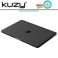 Чехол для MacBook Pro 15 Case 2017 & 2016, A1707 Rubberized BLACK Hard Case