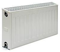 Стальной панельный радиатор Kermi тип 33 высота 300, бок.