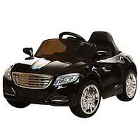 Детский электромобиль Mercedes M 3151EBR-1 электродвери (белый)