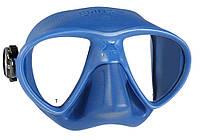 Маска для фридайвинга Mares X-Free; синяя