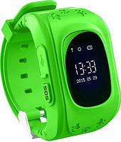 Часы Smart Watch Q50 green