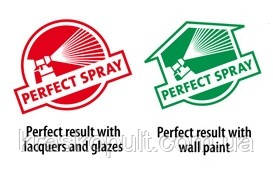 Знак качества Perfect Spray
