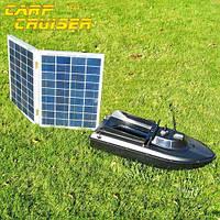 Солнечная панель для зарядки литиевого аккумулятора, кораблика для прикормки JABO AL серии, 2х20W(40W)-5V