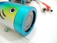 CC-12IR-Fish Finder Camera, Подводная видеокамера для рыбалки 12 инфракрасных светодиодов, 15 м кабель